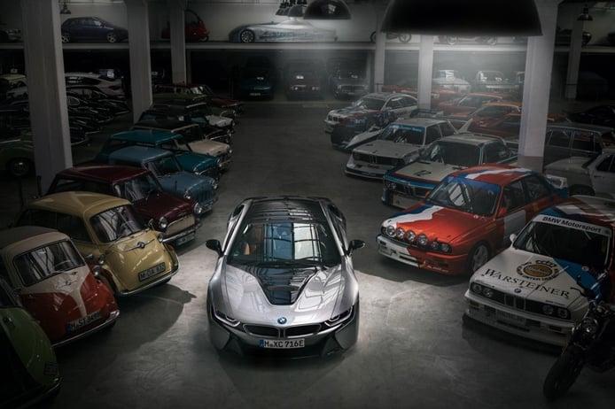Es oficial: BMW confirma el cese de producción en abril de los i8 e i8 Roadster