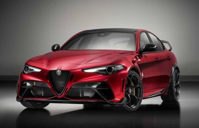 Alfa Romeo Giulia GTA: 540 CV y 100 kilos menos para un bastidor extremo