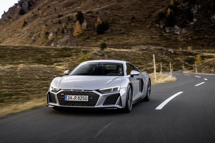 Audi R8 Green Hell: ¿nueva versión más radical en camino?