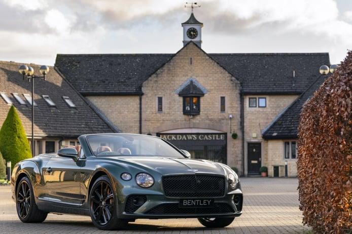 Bentley Continental GT Convertible Equestrian Edition, nueva propuesta de diseño de Mulliner