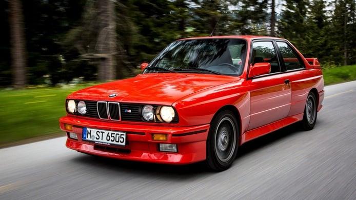 Amores de juventud: el BMW M3