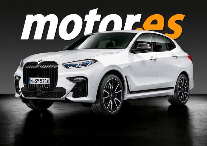 Adelantamos el diseño del futuro BMW X8, más fiel al nuevo SUV que llega en 2021
