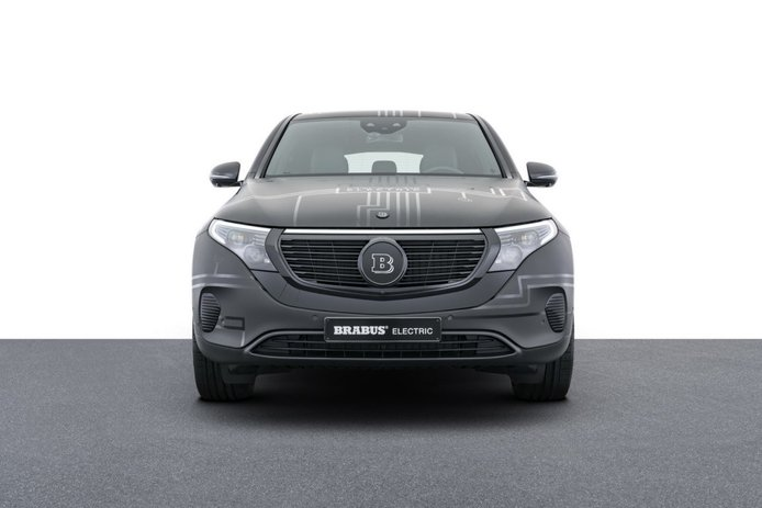 BRABUS Electric presenta su primera propuesta sobre el Mercedes EQC