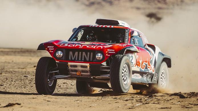 Los buggies no competirán contra los coches 4x4 a partir de 2023