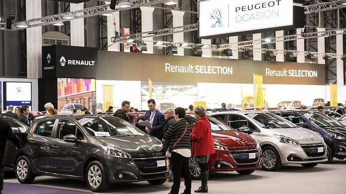 Las ventas de coches de ocasión en España caen un 63% por el coronavirus