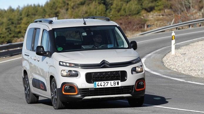 La tercera generación del Citroën Berlingo es un éxito: 200.000 unidades vendidas