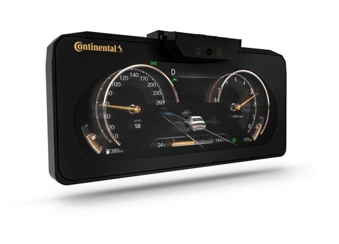 Continental firma la avanzada pantalla 3D de instrumentos del nuevo Genesis GV80