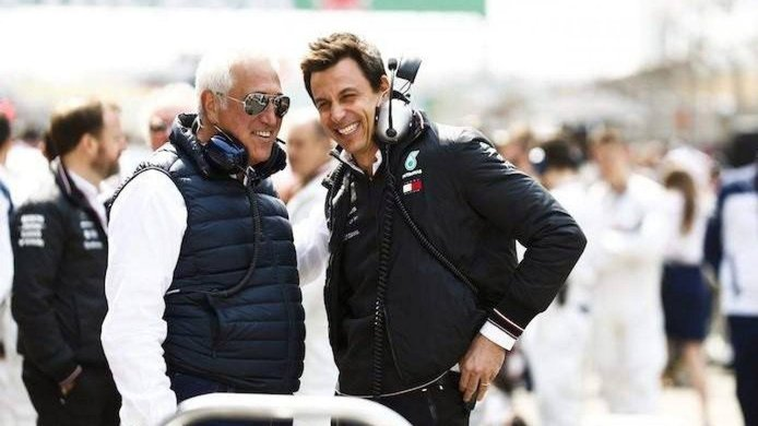 Crecen los rumores de la marcha de Wolff de Mercedes a Aston Martin