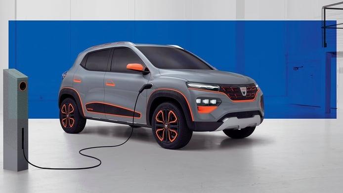 Dacia Spring, adelanto de un coche eléctrico asequible