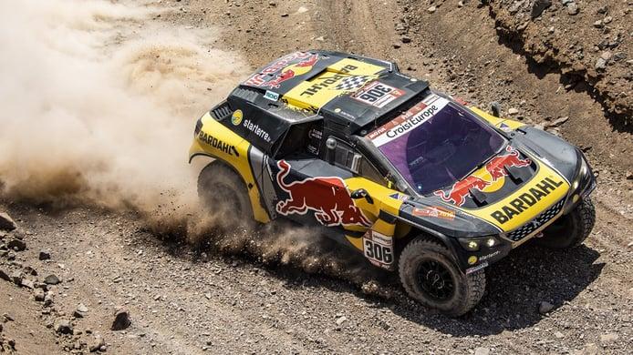 Daniel Elena no oculta su deseo de volver al Dakar con Sébastien Loeb