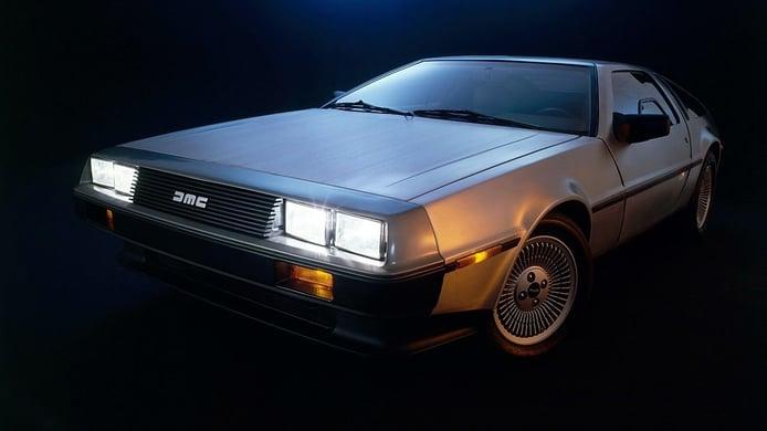 Amores de juventud: el DeLorean DMC-12