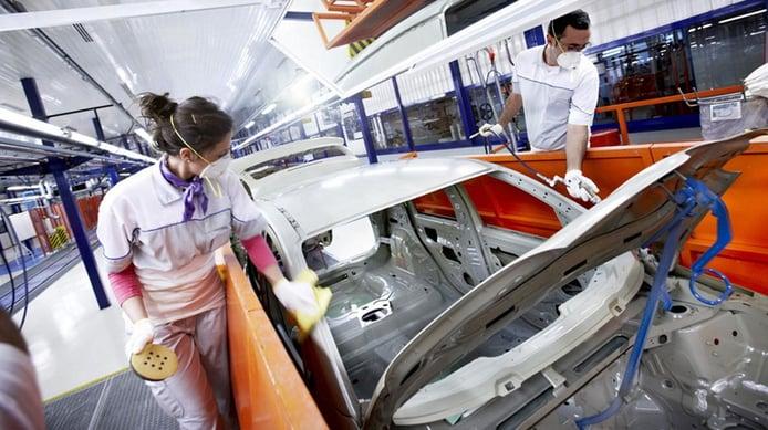 Fiat Chrysler cierra sus factorías en Europa por el coronavirus
