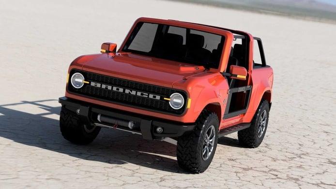 La presentación del Ford Bronco se retrasa pero el inicio de su producción no