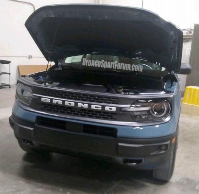 Filtradas las especificaciones y la gama al completo del nuevo Ford Bronco Sport