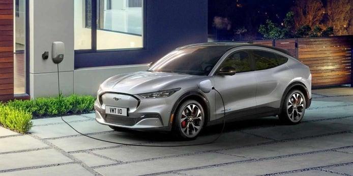 Ford asegura casi toda la producción del primer año del nuevo Mustang Mach-E