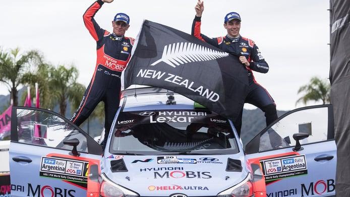 Hayden Paddon sufre un nuevo revés en su objetivo de volver al WRC