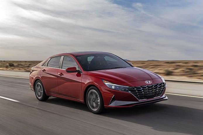 El nuevo Hyundai Elantra 2021 ya es oficial