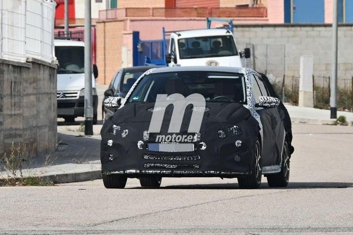 Primeras fotos espía del nuevo Hyundai i20 N, el utilitario deportivo se deja ver