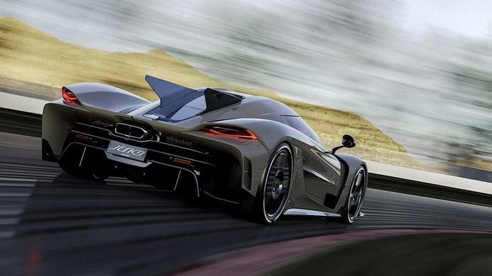 La velocidad máxima teórica del Koenigsegg Jesko Absolut es 532 km/h