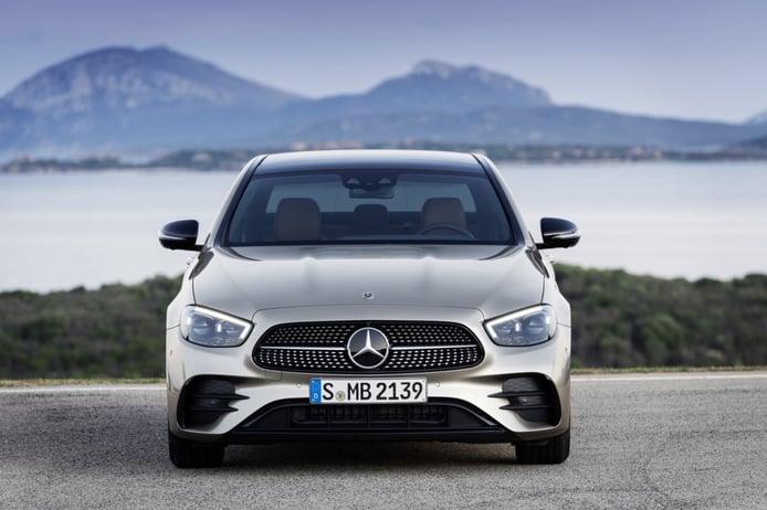 Debutan los Mercedes Clase E y Clase E Estate 2020 con una imagen más deportiva