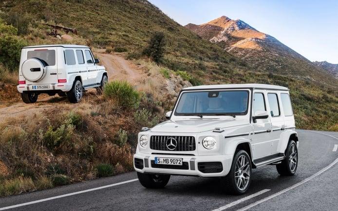 El Mercedes Clase G saldrá de producción en 2023