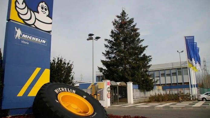 Michelin cesa temporalmente su actividad en España por el coronavirus