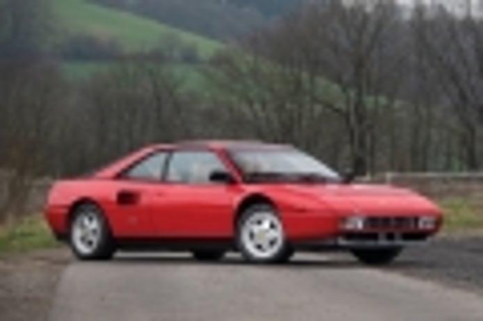 Casi nadie se acuerda del cambio manual automatizado del Ferrari Mondial t