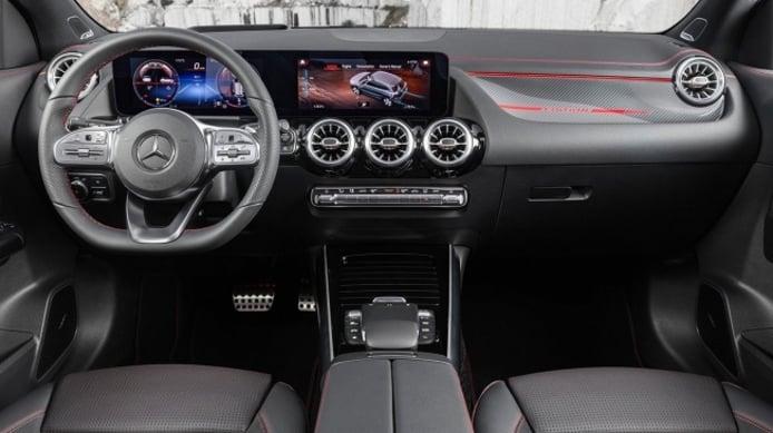 Mercedes GLA 2020 - interior