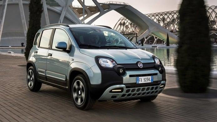 Precios del Fiat Panda Hybrid, el pequeño coche urbano italiano se electrifica