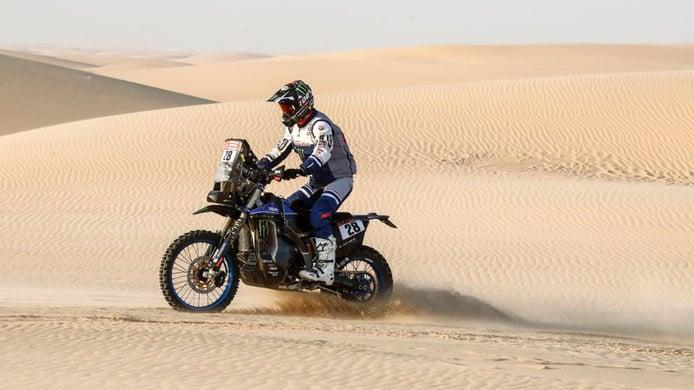 Así es el prototipo de airbag que usarán los 'motards' en el Dakar 2021