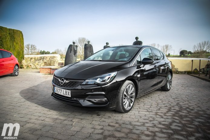 Prueba Opel Astra 1.2 Turbo de 145 CV, potencia y eficiencia conjunta