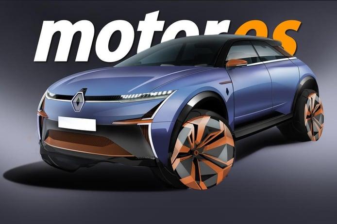 El exitoso Renault ZOE dará vida a un nuevo SUV eléctrico que llegará en 2021