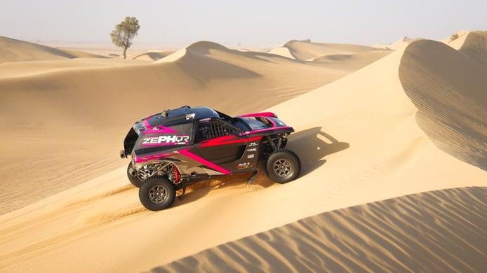 Sébastien Loeb y Kris Meeke se apuntan al Abu Dhabi Desert Challenge