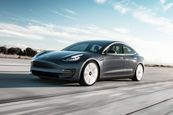Tesla presenta un Track Package para el Model 3 Performance