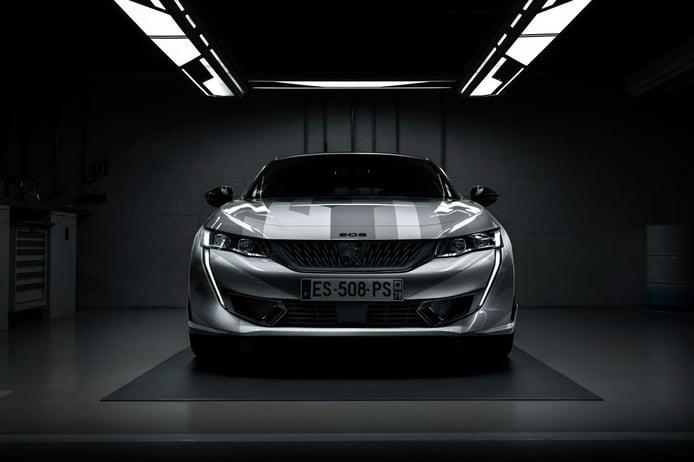 Peugeot confirma que el nuevo 508 PSE ha superado las expectativas de producción