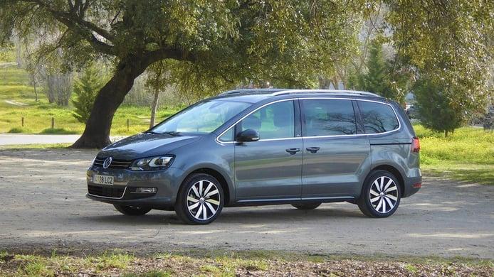 El nuevo Volkswagen Sharan 1 Million llega a España