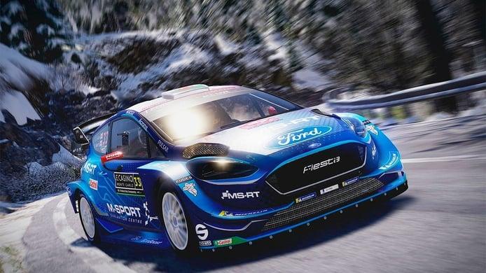 WRC 9 ya es oficial: el juego de rallies llegará a la nueva generación de consolas