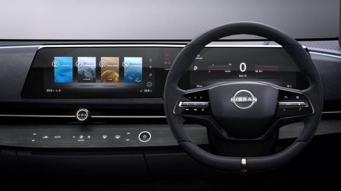 Nissan no montará tablets en el interior de sus futuros modelos
