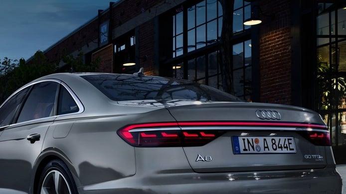 Audi se desdice de lo anunciado, el futuro Audi A8 no será un modelo eléctrico