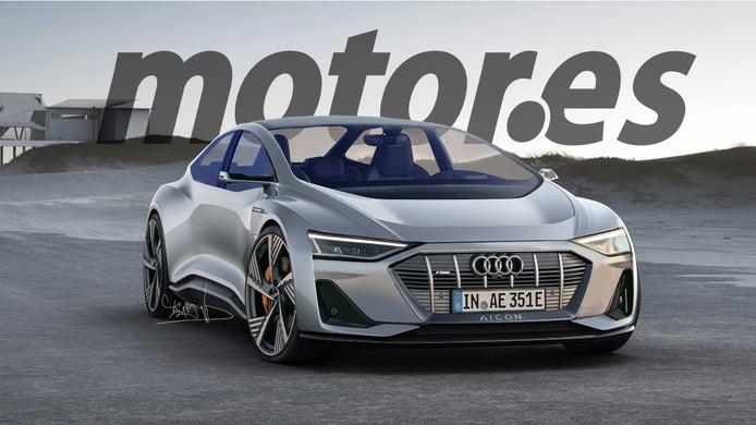 Exclusiva: Audi da luz verde a la producción del concepto Aicon, nuevo eléctrico para 2024