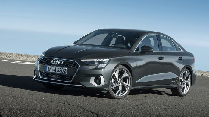 Audi A3 Sedán 2020, deportivo y elegante