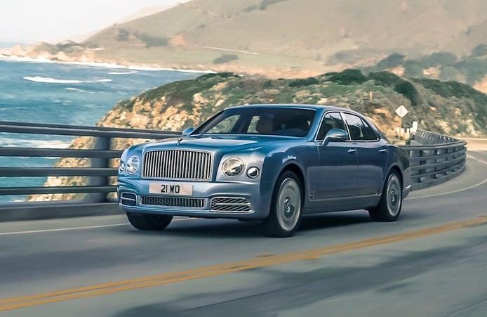 Bentley amplía la producción del Mulsanne hasta el verano debido al Coronavirus