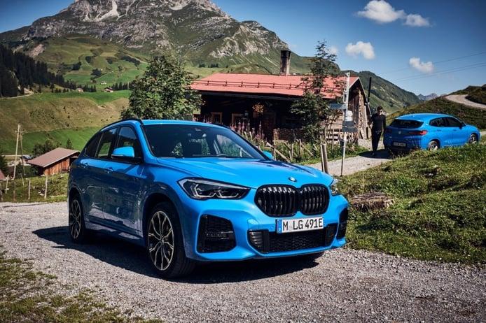 El nuevo BMW X1 xDrive25e ya tiene precio en España, el SUV híbrido enchufable a la venta