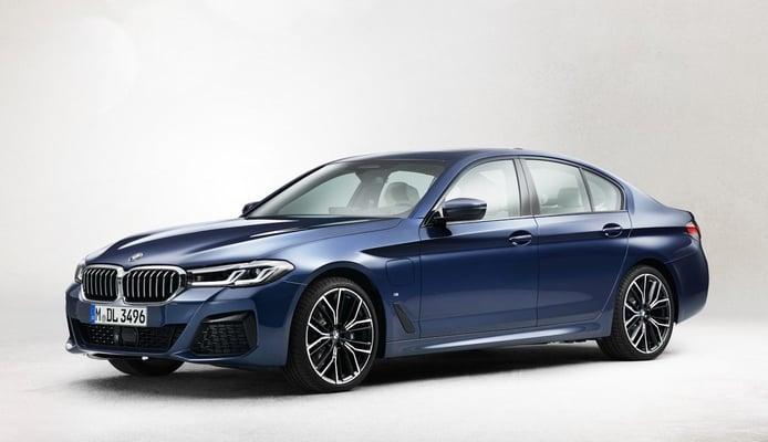 ¡Nueva filtración en BMW! El Serie 5 Facelift M Sport desvela su nueva imagen