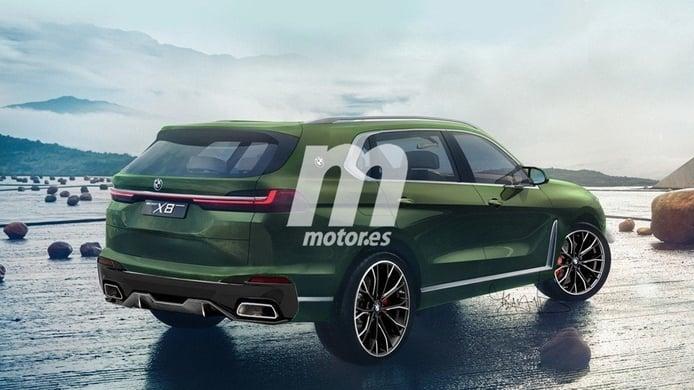 BMW registra la denominación X8 M ¿versión deportiva en camino?