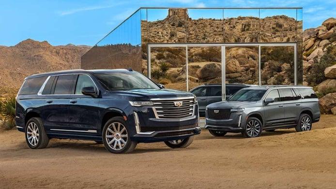 El Cadillac Escalade ESV 2021 desvelado oficialmente