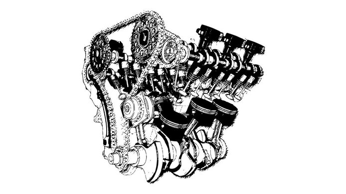 ¿Cómo funciona un motor? Partes principales y tipos