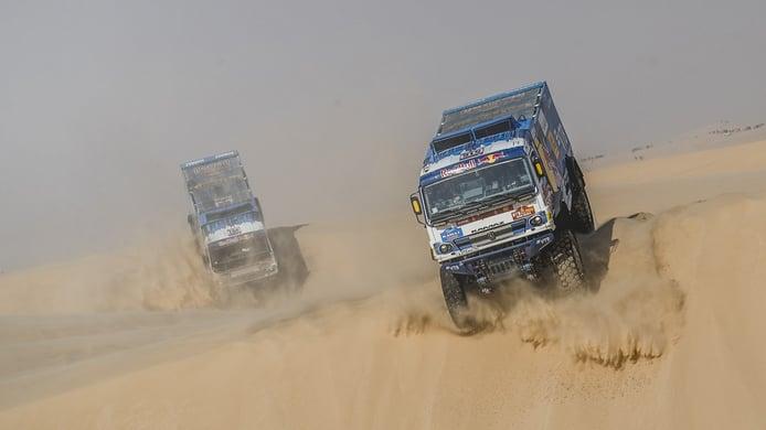 David Castera desvela las claves del Dakar 2021 y el concepto 'Dakar Classic'