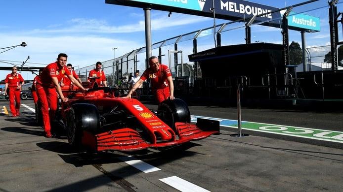 Ferrari afirma que tendrá que buscar «otras opciones» si el límite presupuestario baja más