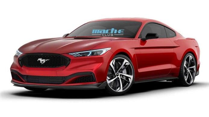 Nuevo informe anuncia un futuro Ford Mustang V8 híbrido con tracción total